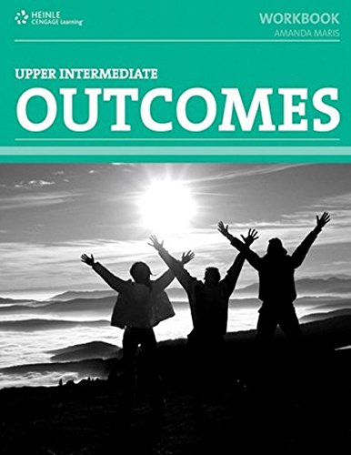 9783852723648: OUTCOMES Upper Intermediate Workbook