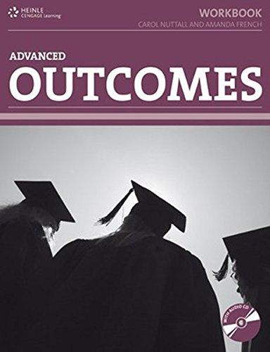 9783852723716: OUTCOMES Advanced Workbook