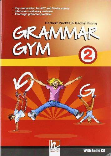 9783852723952: Grammar Gym 2 with Audio CD (A2)