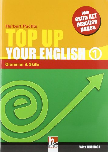 9783852723976: Top Up Your English 1 with Audio CD