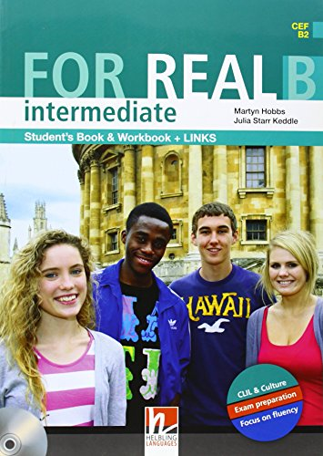 9783852724003: For Real Intermediate B
