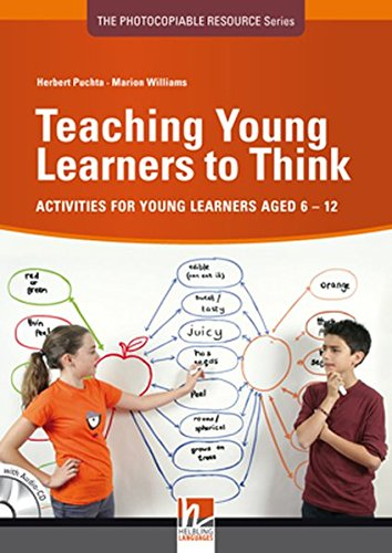 9783852724287: Teaching young learners to think. Con CD Audio (Photocopiable Resource Series)