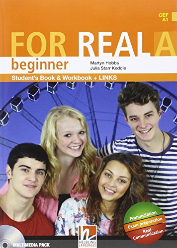 9783852724348: For Real Beginner A