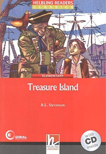 9783852725161: Treasure Island. Livello 3 (A2). Con CD Audio