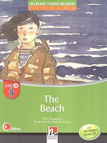 9783852725239: The Beach, mit 1 CD-ROM/Audio-CD. 1. Lernjahr