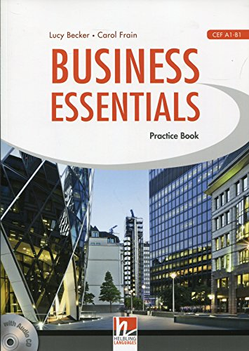 9783852725697: Business Essentials with Audio CD ( CEF A1-B1 )