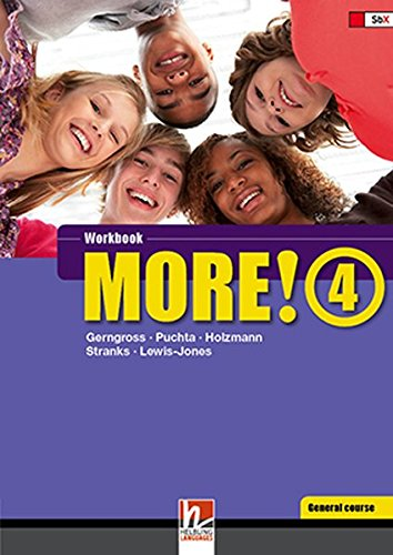 9783852726007: MORE! 4 Workbook General course: Sbnr 160406