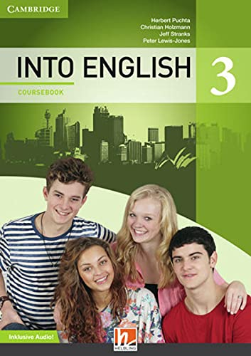 9783852726410: INTO ENGLISH 3 Coursebook: SBNr. 165.501