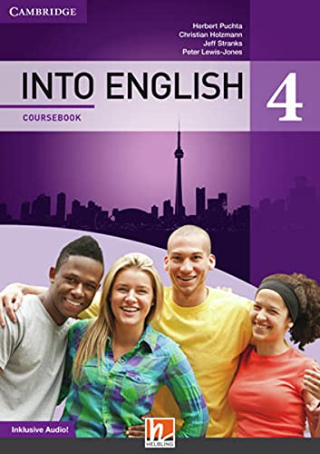 9783852726465: INTO ENGLISH 4 Coursebook SBNr. 170.352