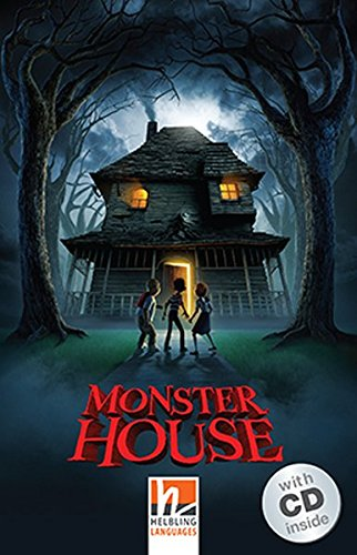 9783852726748: Monster House con audio CD. Level 2. A1/A2