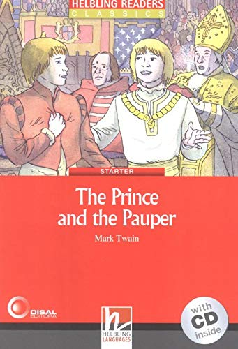9783852727615: The Prince and the Pauper. Livello 1 (A1). Con CD-Audio