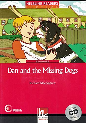 9783852727660: DAN AND THE MISSING DOGS + CD