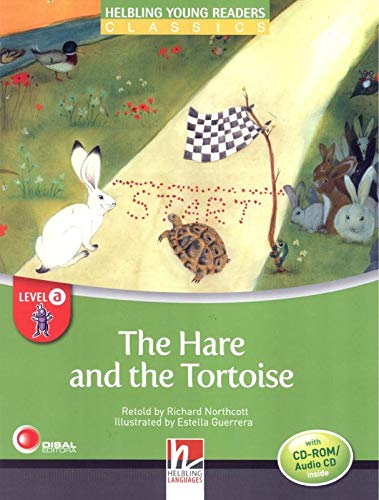 9783852727783: The Hare and the Tortoise con audio CD-ROM/CD Audio. Helbling Young Readers Level D