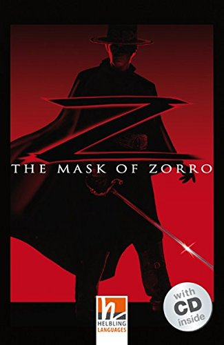 9783852729244: The Mask of Zorro, mit 1 Audio-CD. Level 3 (A2)