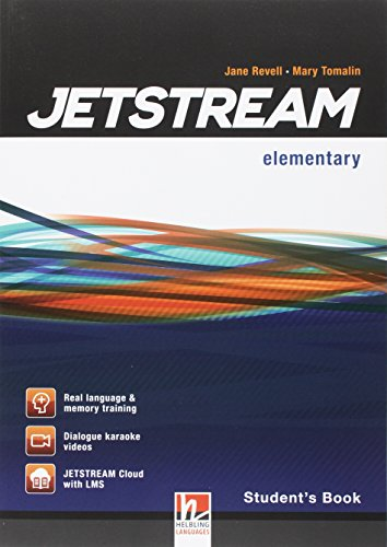 Jetstream - Elementary - Student Book with Digital Access Code: Jane & Tomalin ,. Mary Revell