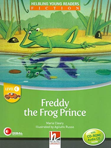 9783852729558: FREDDY THE FROG PRINCE + CD/CDR