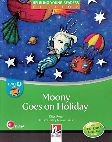 9783852729565: MOONY GOES ON HOLIDAY + CD/CDR