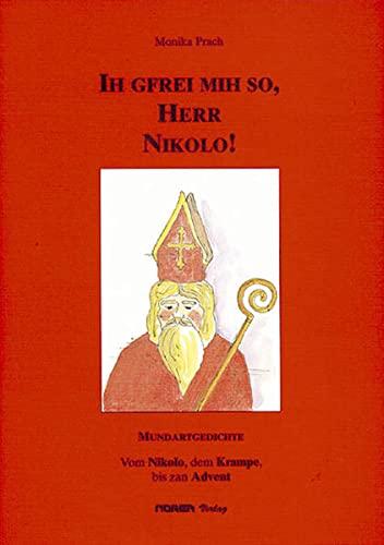 9783853120095 Ih Gfrei Mih So Herr Nikolo Vom Nikolo