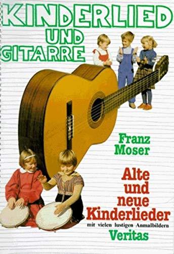 9783853294567: Kinderlied + Gitarre