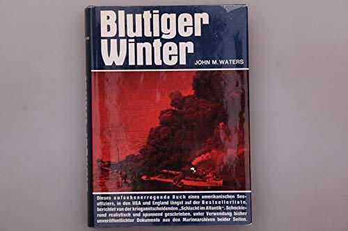 9783853391044: Blutiger Winter