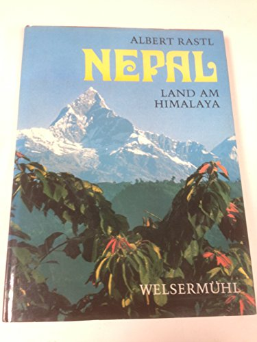9783853391471: Nepal, Land am Himalaya