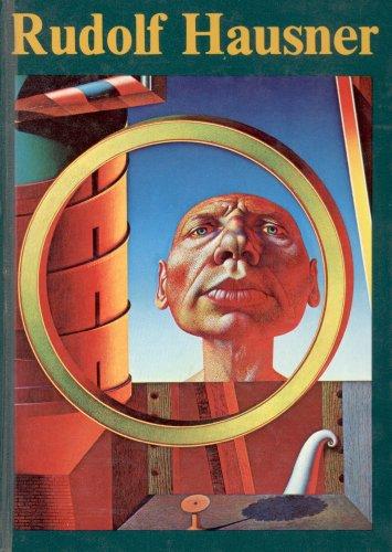 9783853490419: Rudolf Hausner (German Edition)