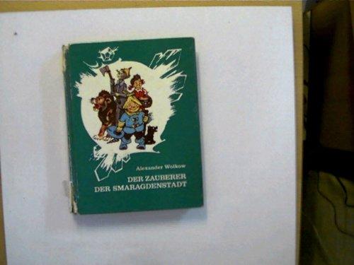 9783853640814: Der Zauberer der Smaragdenstadt