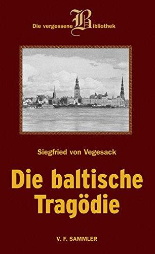 9783853652077: Baltische Tragödie