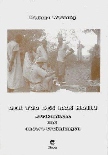9783853665589: Der Tod des Ras Hailu