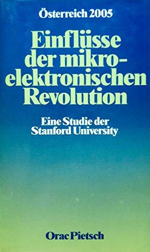 Osterreich 2005; Einflusse der mikro-elektronischen Revolution (INSCRIBED by author): Textor, ...