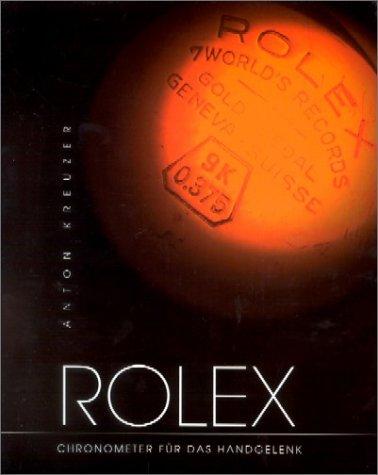 9783853783801: Augenweide Armbanduhr, Rolex