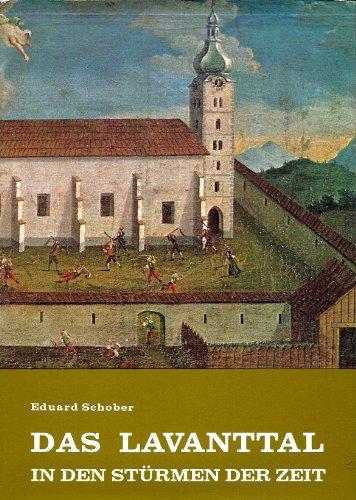 9783853910238: Das Lavanttal in den Stürmen der Zeit (German Edition)