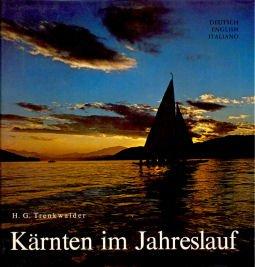 9783853910610: Karnten im Jahreslauf (English/German/Italian Edition)