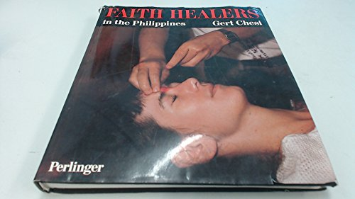 9783853990254: Faith Healing in the Philippines