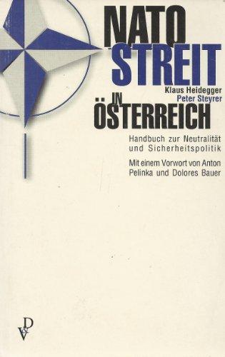 9783854000617: NATO Streit in Österreich: Handbuch zur Neutralität und Sicherheitspolitik
