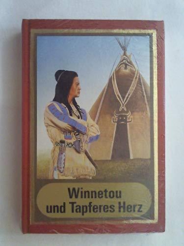 9783854070405: Winnetou und Tapferes Herz. Bd 1