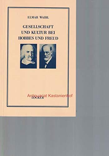 9783854090182: Gesellschaft und Kultur bei Hobbes und Freud: [das gemeinsame Paradigma der Sozialität] (Veröffentlichungen des Ludwig-Boltzmann-Institutes für ... Gesellschaftswissenschaften) (German Edition)
