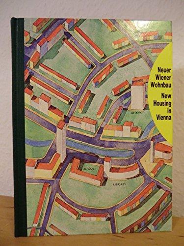 9783854091943: Neuer Wiener Wohnbau: New Housing in Vienna (German and English Edition)
