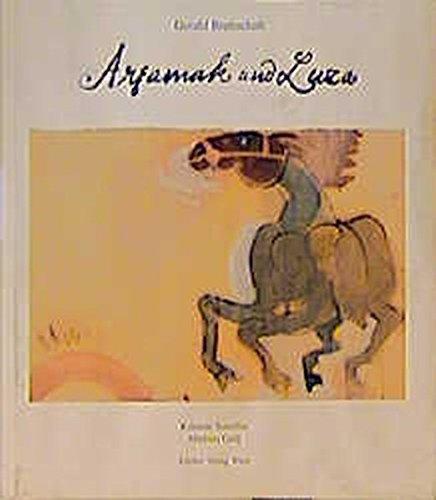 9783854092780: Argamak und Luza