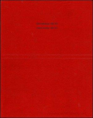 Wiener Aktionismus 1960-1971 Viennese Actionism 1960-1971 Band: Konrad Oberhuber, Hubert