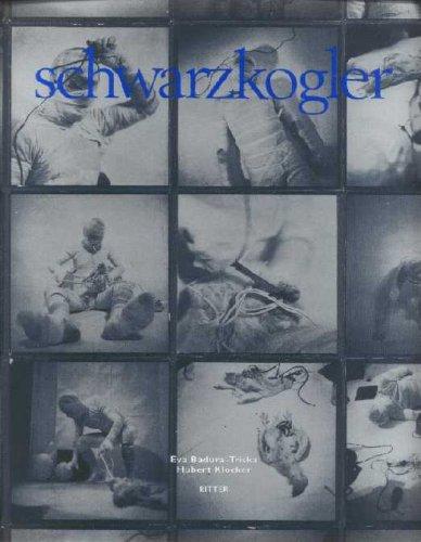 9783854151036: Rudolf Schwarzkogler: Leben und Werk (German Edition)