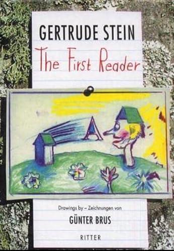 The First Reader - Stein, Gertrude