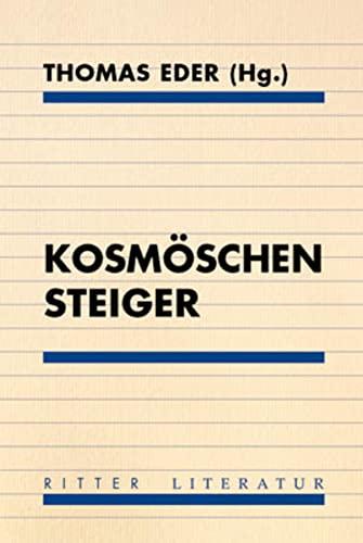 9783854155157: Kosmöschen Steiger