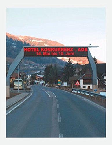 9783854155386: Furtenbach, P: Hotel Konkurrenz