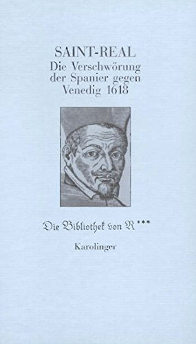 9783854180432: Die Verschwörung der Spanier gegen Venedig 1618 (Livre en allemand)