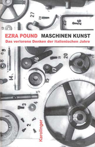 9783854181132: Maschinen-Kunst und andere Schriften