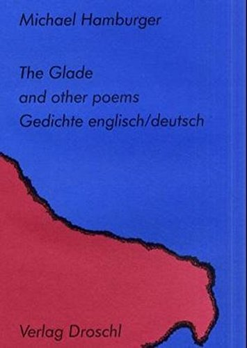 9783854201359 The Glade And Other Poems Gedichte Engl