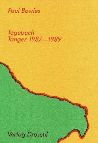 9783854202035: Tagebuch Tanger 1987-1989
