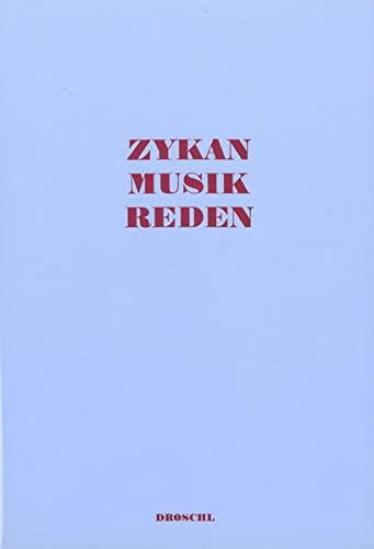 9783854205197: Musik Reden: Ein Kompendium uneigenn�tziger Ideen und Betrachtungen