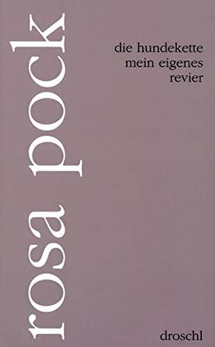 9783854205371: Die Hundekette: Mein eigenes Revier (German Edition)